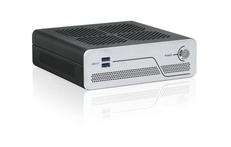 Kontron Komputer KBox B-201 i7-7700 32GB DDR4 512GB