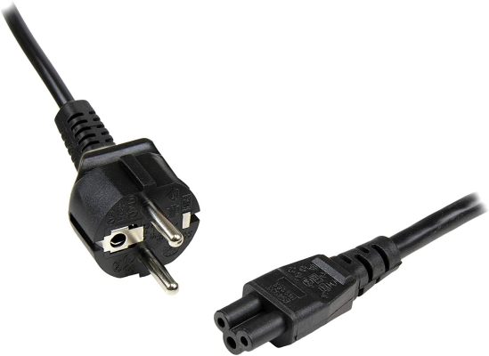Power cord  Euro (Type A), 2.5 m