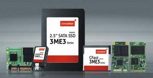 INNODISK Dysk SSD 3MG3-P 256GB 1.8