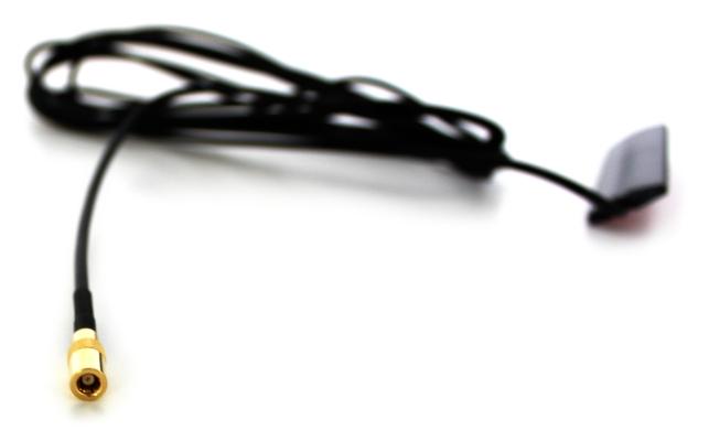 Antena GSM/UMTS 3dBi przyklejana SMB(f) 3m
