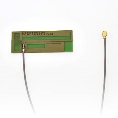 Antena GSM PCB 5-zakresowa u.FL 20cm 40x15x0.7mm