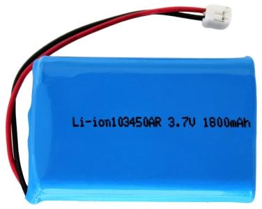 Akumulator Li-ion NCR18650A3,6V; 3100mAh