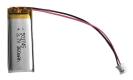 Aku. Li-Po 3.7V 360mAh PCM kabel PHR-2 high temp.