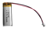 FOSHAN Aku. Li-Po 3.7V 360mAh PCM kabel PHR-2 high temp.