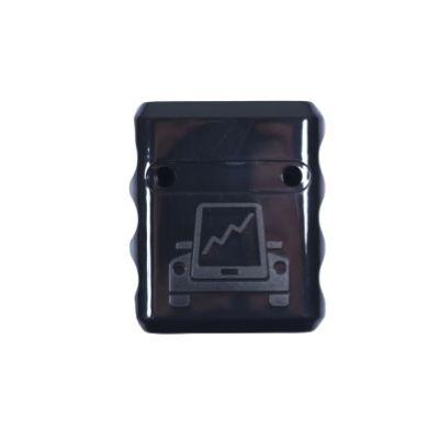 Obudowa plastik OBD model 172B czarna bez złącz