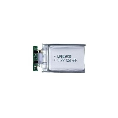 Akumulator Li-Pol 3.7V 250mAh 31x20.5x5.3mm