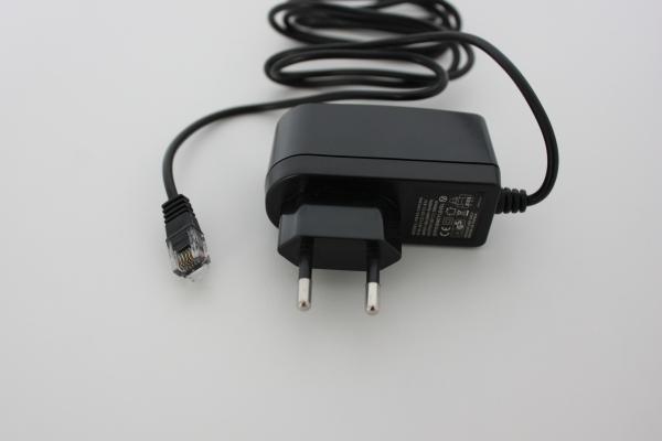 Zasilacz sieciowy do terminali 12V 0.5A RJ6/6