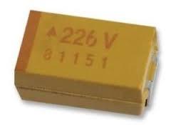 Kondensator tantalowy 100uF 6.3V 10% 1210