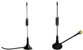 JC ANTENNA Antena GSM magnetyczna 3dBi SMA (m) RG174 1.5 m