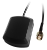 Antena GPS magnetyczna z naklejką SMA(m) 3m RG174
