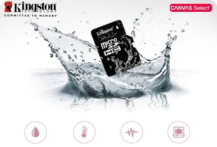KINGSTON Karta pamięci KINGSTON microSDHC 256GB CSP Adapter