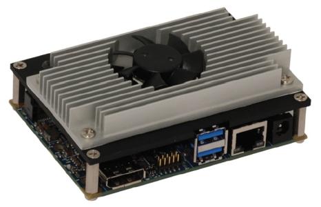 Kontron Komputer Kontron pITX-E38 QC 1.91GHz + 8GB RAM