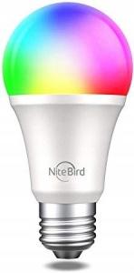 Smart żarówka LED Nite Bird WB4 by Gosund (RGB) E2