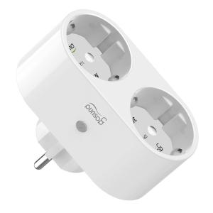 Podwójne inteligentne gniazdko WiFi Gosund SP211 3