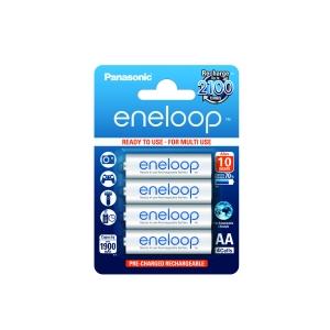Akumulatorki 4szt. Eneloop R06 AA 2000mAh + etui