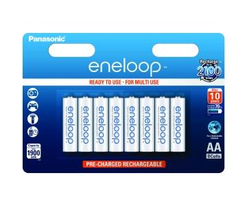 Akumulatorki 8szt. Eneloop R06 AA 2000mAh box