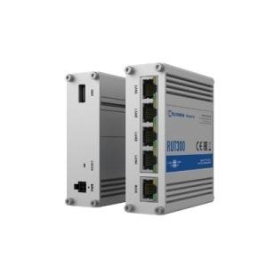 TELTONIKA UAB Router RUT300 5xEthernet