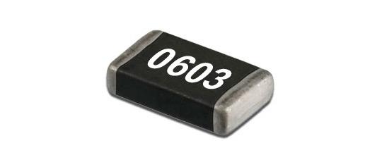 Kondensator 0603 1000pF 16V 1% C0G SMD