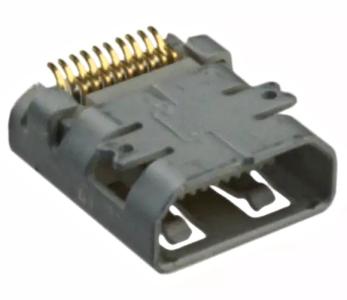 Gniazdo micro HDMI R/A typ D SMD