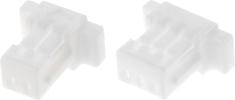 JST Wtyk żeński przewód-płytka do serii SH 2pin 1mm bi