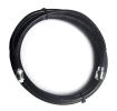Kabel przewód antenowy FME (m) - FME (f) 5m RG174