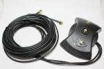Podstawa magnetyczna 3xSMA-RPf kabel 3m 3xSMA-RPm