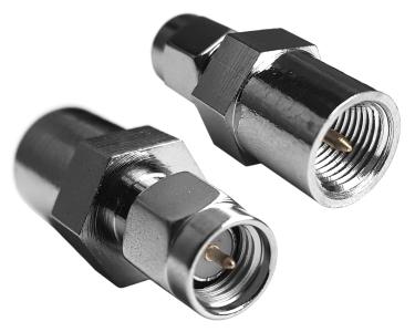 Adapter przejściówka FME (m) - SMA (m) prosta