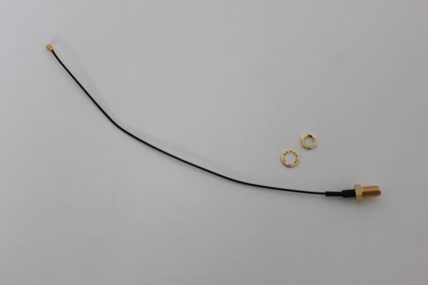 Przewód u.FL(f)-SMA (f) panel 20 cm 1.13 uszczelka