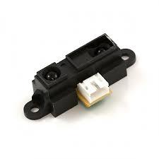 SHARP MICROELECTRONI Czujnik optyczny odległości 10-80cm
