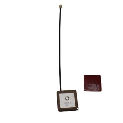 Antena GPS aktywna internal 18x18x4mm 100mm U.FL