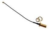 Przewód u.FL (f) - SMA (f) panel 10 cm kabel 1.13