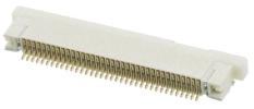 Konektor dolny FPC 6 pozycji 0.5 mm R/A SMD prawy