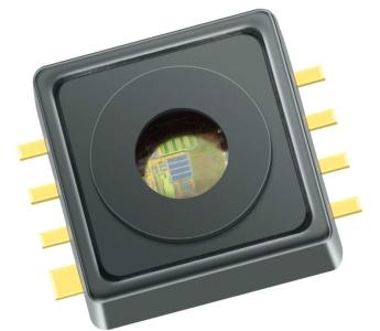 INFINEON Analogowy czujnik ciśnienia 40kPA-115kPA 1.33-4.7V