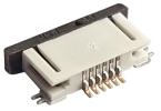 MOLEX Konektor FPC 6pin 0.5mm SMD