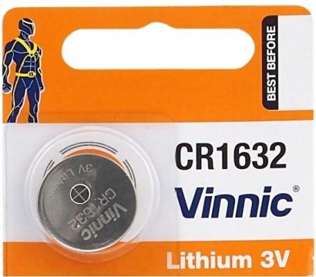 VINNIC Bateria litowa CR1632 3V 16x3.2mm VINNIC