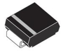 STMICROELECTRONICS Dioda transil 600W 6.45V dwukierunkowa