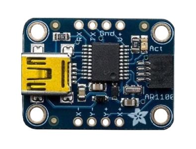 ADAFRUIT Kontroler ekranu dotykowego na USB AR1100 5V