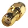 Adapter przejściówka SMA (f) - SMA-RP (m)