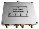 Splitter szerokozakresowy GSM LTE WiFi 4x SMA (f)