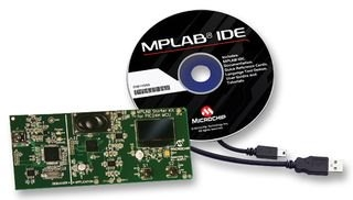 MPLAB STARTER KIT FOR PIC24H DEMO BOARD