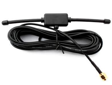 Antena LTE450 przyklejana 3dBi 5m RG174 SMA(m)