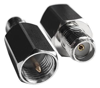 Adapter przejściówka SMA (f) - FME (m)