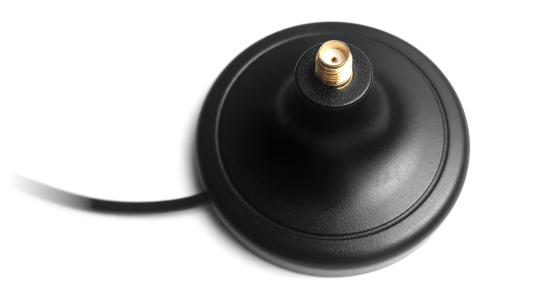 Podstawa magn. do anteny SMA(f) kabel 2m SMA(m)
