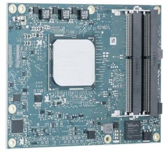 Komputer Kontron COMe-bBD7 D-1517 10G-BASE-KR
