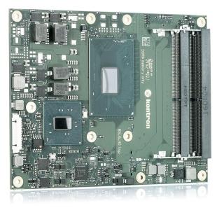 Komputer Kontron COMe-bKL6 i5-7440EQ QM175