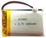 Akumulator Li-Pol 103450AR 1800mAh 3.7V ze złączem