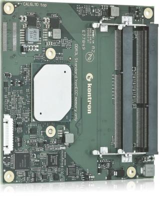 Komputer modułowy Kontron COMe-cAL6 N3350