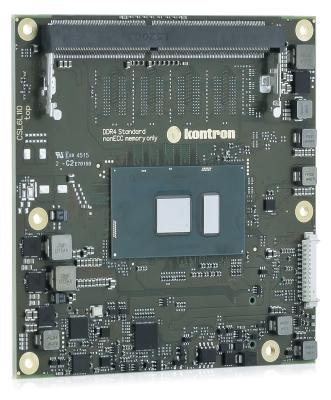 Komputer modulowy Kontron COMe-cSL6 3955U