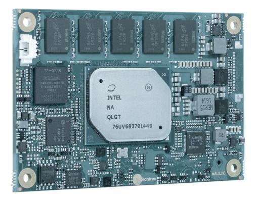 Komputer modułowy Kontron COMe-mAL10 N3350 4G