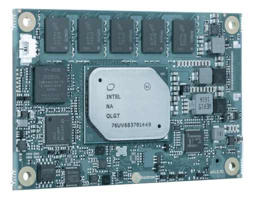 Kontron COMe-mAL10 N3350 4G/8S